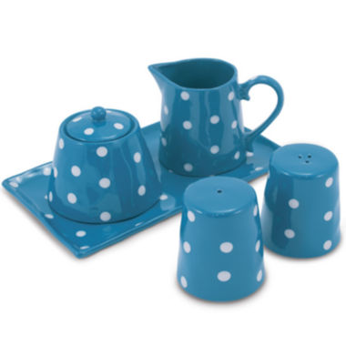 jcpenney.com | Maxwell & Williams™ Sprinkle Polka Dot 6-pc. Serveware Accessory Set