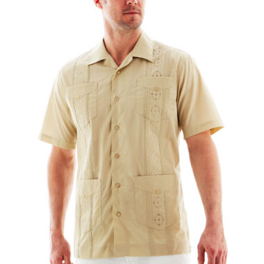 jcpenney.com | The Havanera Co.® Guayabera Shirt