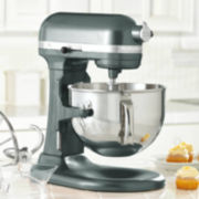 KitchenAid® Professional 600™ 6-qt. Stand Mixer + $50 Printable Mail-In Rebate