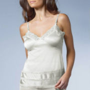 Underscore® Adjustable Clip-to-Fit Camisole - Plus