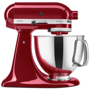jcpenney.com | KitchenAid® Artisan® 5-qt. Stand Mixer KSM150PS