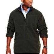 IZOD® Polar Fleece Jacket–Big & Tall
