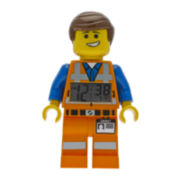 LEGO® Movie Kids Emmet Clock