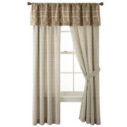 CLOSEOUT! JCPenney Home™ Tayla 2-Pack Curtain Panels