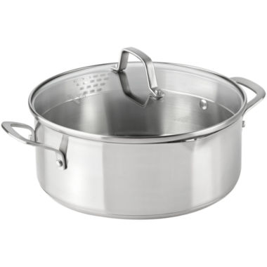 jcpenney.com | Calphalon® Classic 5-qt. Stainless Steel Dutch Oven