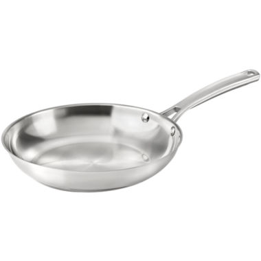 "jcpenney.com | Calphalon® Classic 12"" Stainless Steel Omelette Pan"