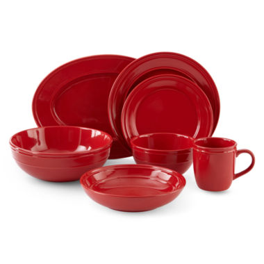 jcpenney.com | JCPenney Home™ Stoneware Dinnerware Collection