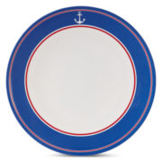 JCPenney Home™ Set of 4 Melamine Dinner Plates
