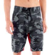 Burnside® Under the Radar Board Shorts