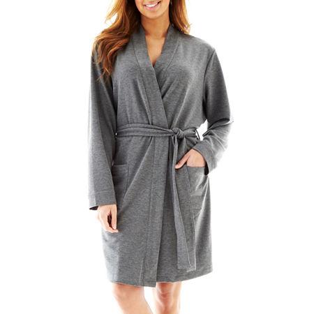 Ambrielle Short Robe - Plus