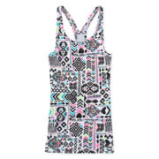 Total Girl® Strappy Tank Top - Girls 7-16 and Plus