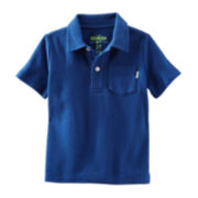 OshKosh B'gosh® Piqué Polo – Preschool Boys 4-7