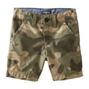 OshKosh B'gosh® Camo Shorts – Toddler Boys 2t-5t