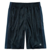 Champion® Triangle Camo Shorts - Boys 8-20