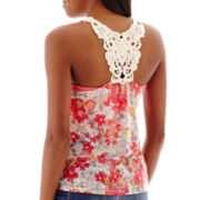 Arizona Crochet Racerback Tank Top