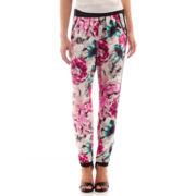 Bisou Bisou® Floral Print Soft Pants