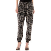 i jeans by Buffalo Print Soft Pants