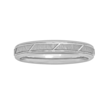 jcpenney.com |  Womens 4mm Tungsten Ring