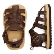 Carter's® Brown Fisher Sandals - Kids 2-4