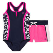 Zero Xposur® 2-pc. Swim Set
