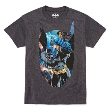 jcpenney.com | Batman Short-Sleeve Graphic Tee - Boys 8-20