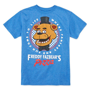 jcpenney.com | Freddy Fazbear's Pizza Graphic Tee - Boys 8-20