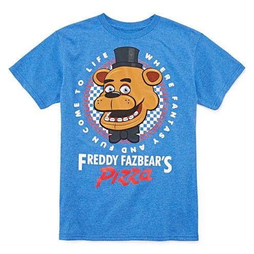 Freddy Fazbear's Pizza Graphic Tee - Boys 8-20