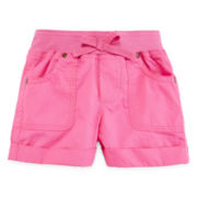 Arizona Plaid Cargo Shorts - Baby Boys 3m-24m