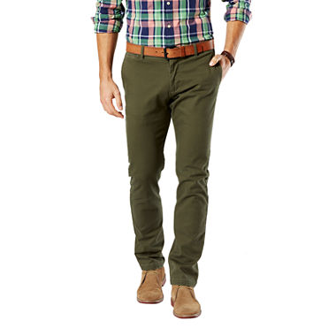 Dockers® D1 Washed Khaki Slim-Fit Pants - JCPenney