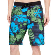 Speedo Graduated Floral Board Shorts