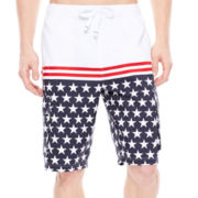 U.S. Polo Assn.® Patriot Cargo Swim Shorts
