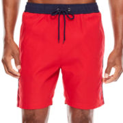 U.S. Polo Assn.® Solid Swim Shorts