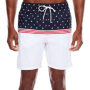 U.S. Polo Assn.® American Stars Swim Shorts