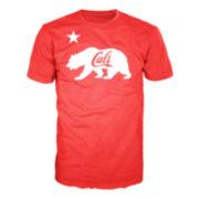 California Bear Short-Sleeve T-Shirt