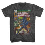 Vintage Black Panther Short-Sleeve Tee