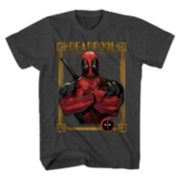 Marvel Deadpool Short-Sleeve T-Shirt