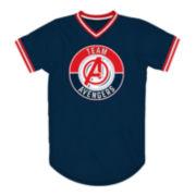 Avengers Short-Sleeve Jersey