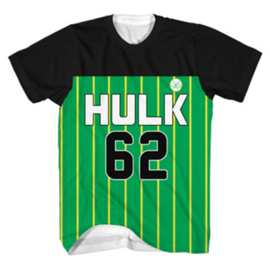 jcpenney.com | The Hulk Short-Sleeve Soccer Jersey