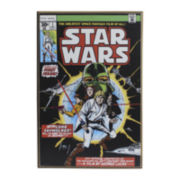 Star Wars® Comic First Issue Wall Art