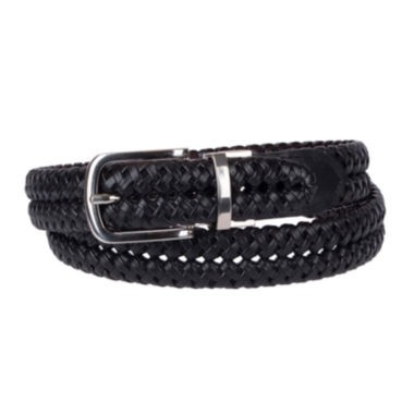jcpenney.com | Stafford® Braided Reversible Dress Belt