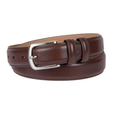 jcpenney.com | Stafford® Feather Edge Stitched Belt - Big & Tall