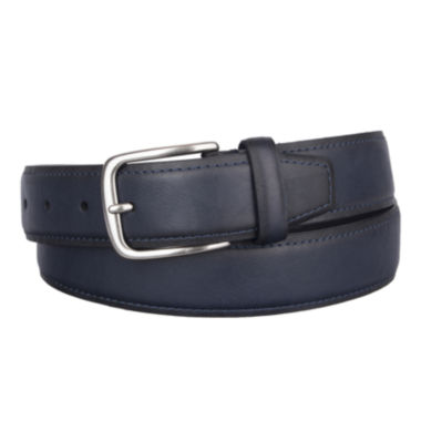jcpenney.com | Dockers® Drop Edge Belt with Contrast Stitching