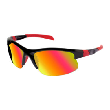jcpenney.com | Xersion™ Semi-Rimless Sport Sunglasses
