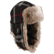 Woolrich Plaid Arctic Trapper