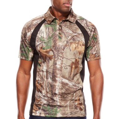 jcpenney.com | Realtree® Short-Sleeve Polo