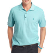 IZOD® Short-Sleeve Newport Oxford Cotton Polo