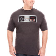 Nintendo® Controller Short-Sleeve Tee - Big & Tall