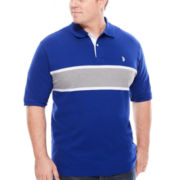 U.S. Polo Assn.® Short-Sleeve Polo - Big & Tall