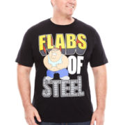 Family Guy™ Flabs Of Steel Tee - Big & Tall