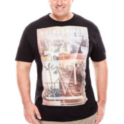 i jeans by Buffalo Cladium Short-Sleeve Tee - Big & Tall